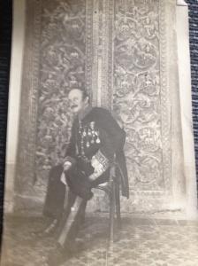 Louis Antoine Aubry de la Noë, résident de France à Annam.