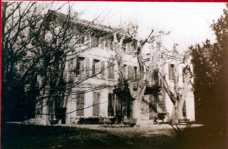 villa Fraissinet Edouard Bd Joseph Vernet ancienne demeure des Folsch à Marseille