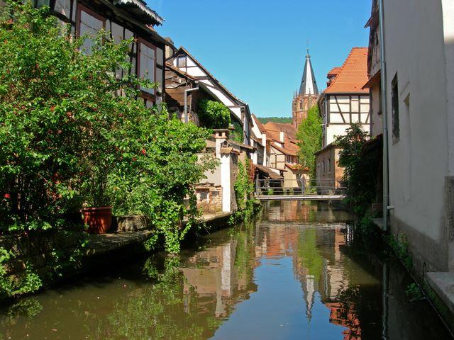 Wissembourg le Schlupf