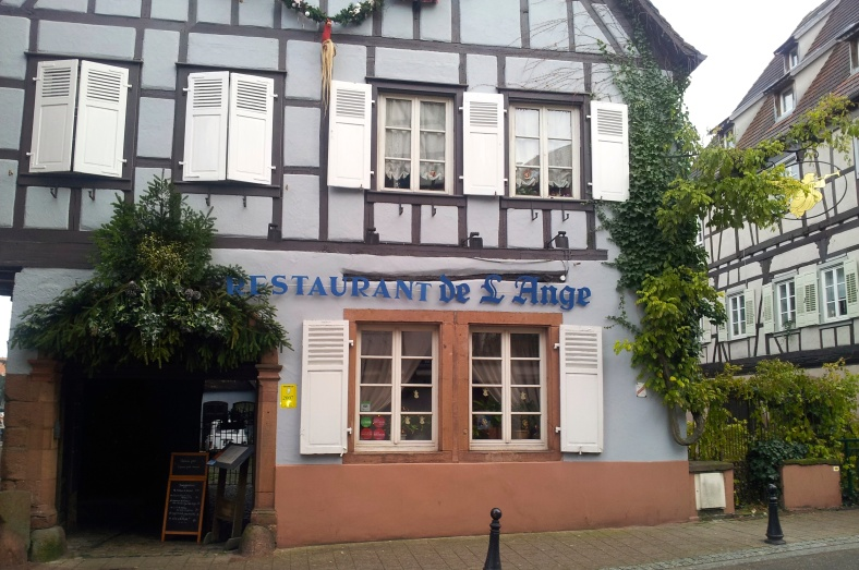 Restaurant de l'Ange Wissembourg