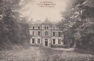 Château des Jugeries.