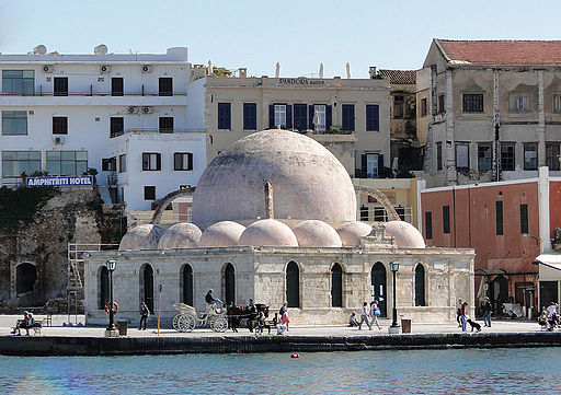 Janissaries_Mosque,_Chania