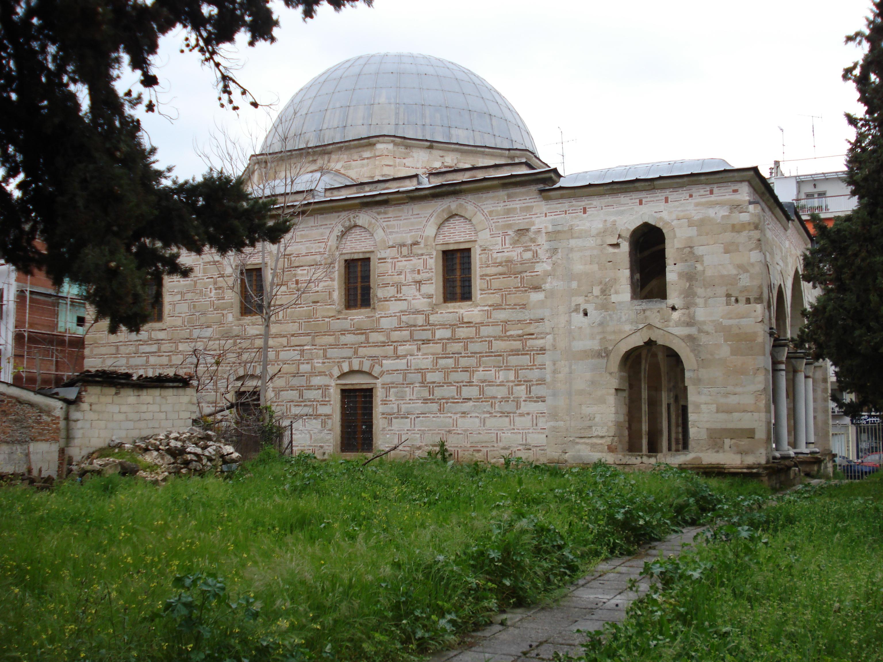 Zinjirli_mosque_Serres,_Greece