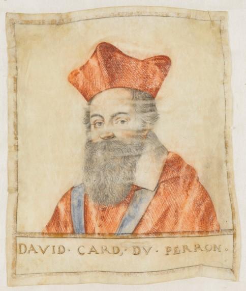 Jacques Davy, cardinal du Perron (1556-1618)